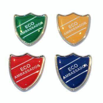ECO AMBASSADOR badge